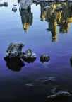 Mono Lake - Tufa Reflections