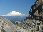 Mt. Adams from Huffman Peak.