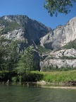 Merced River in Yosemite Valley California