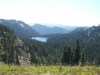 Dewey Lake Naches Peak Trail