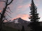Sunrise just north of Timberline Lodge on the Pacific Crest/Timberline Trail.