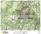 Saddle Mountain Route OR