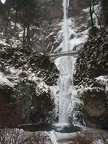 I love seeing Multnomah Falls during a cold snap.