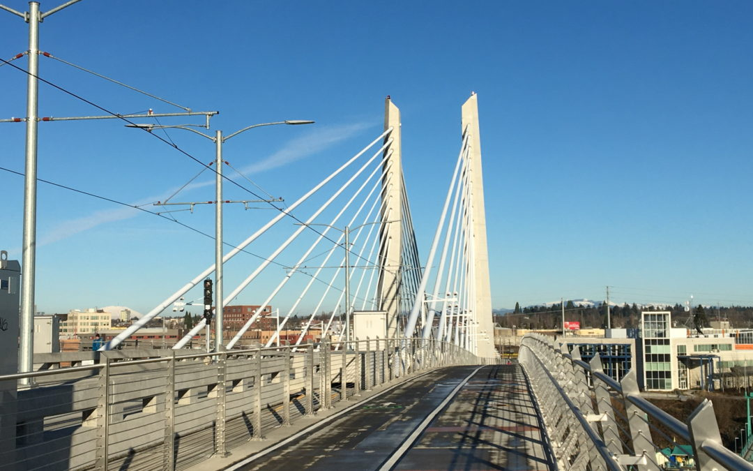 Tilikum Crossing, OR