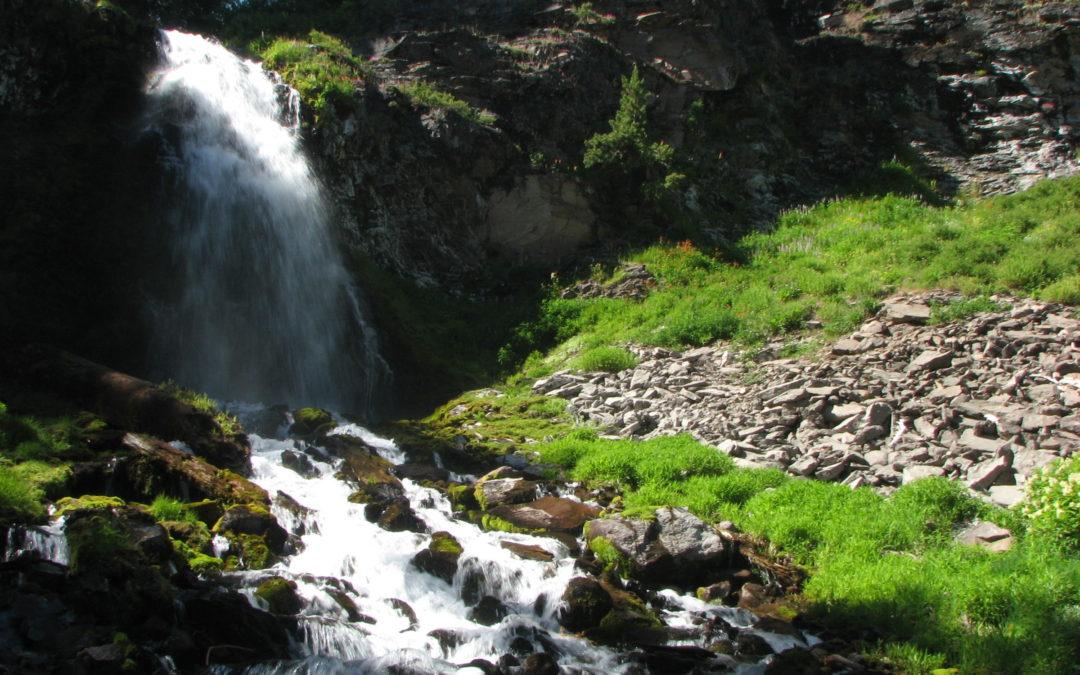 Plaikni Falls, OR