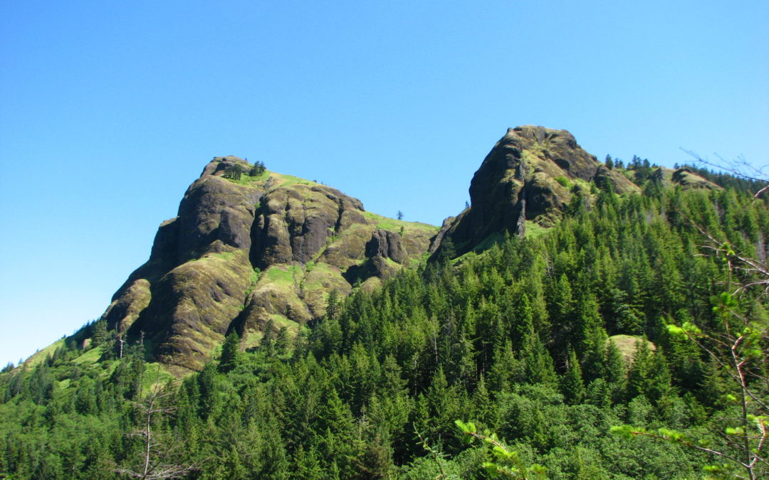 Saddle Mountain, OR