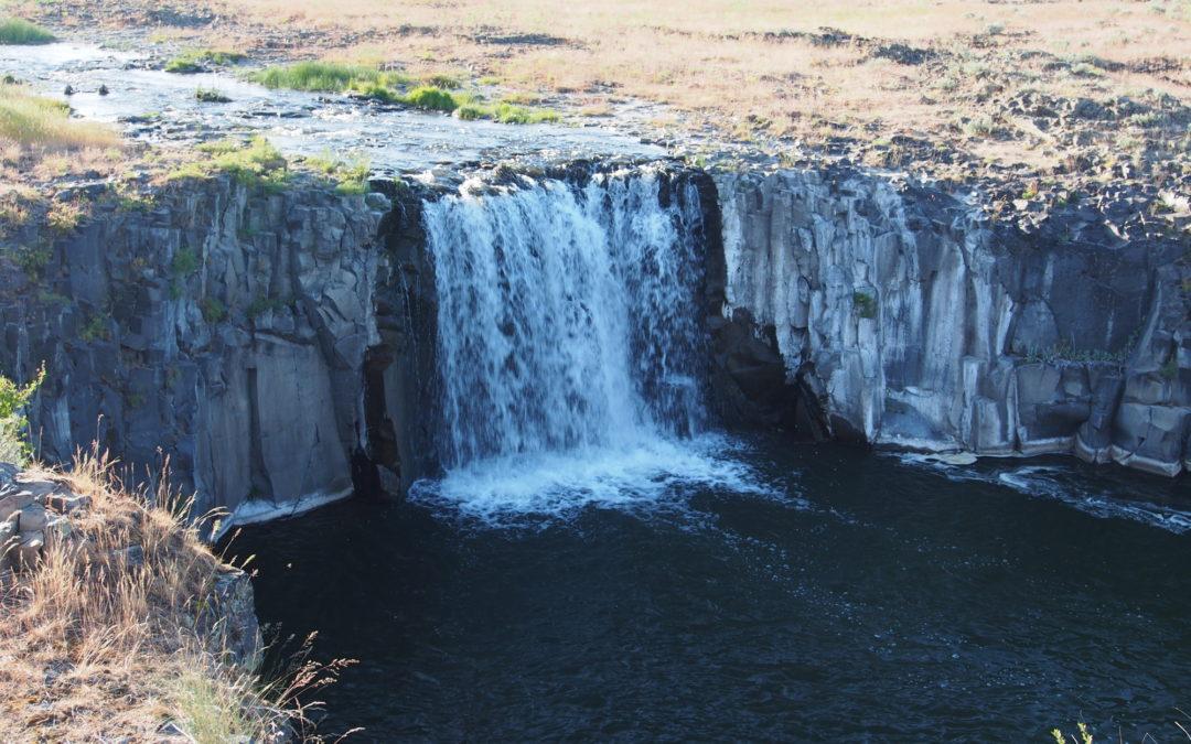 Towell Falls, WA