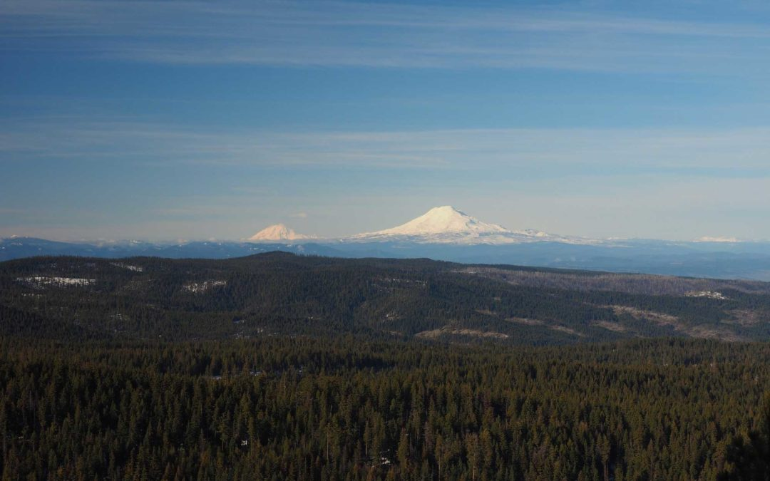 Fivemile Butte Lookout, OR