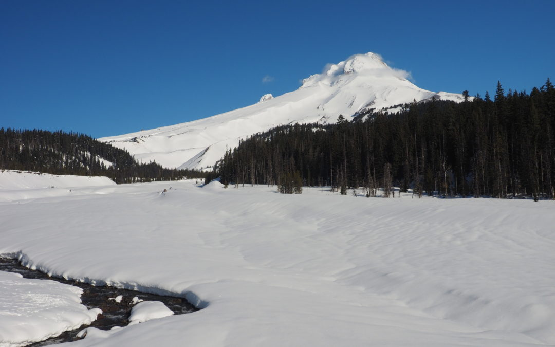 White River – Boy Scout Ridge, OR