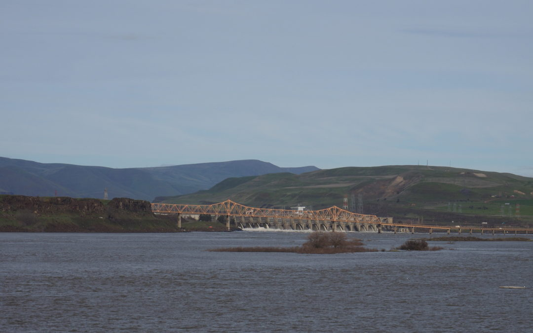 Dalles Riverfront Trail, OR