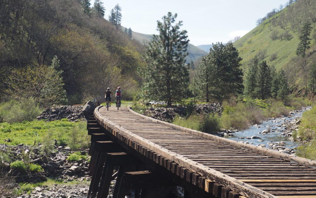 Klickitat River Trail, WA
