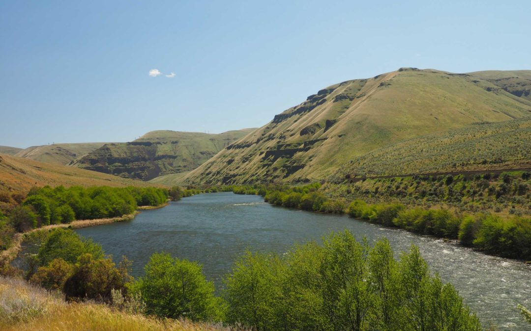 Deschutes River Trail, OR