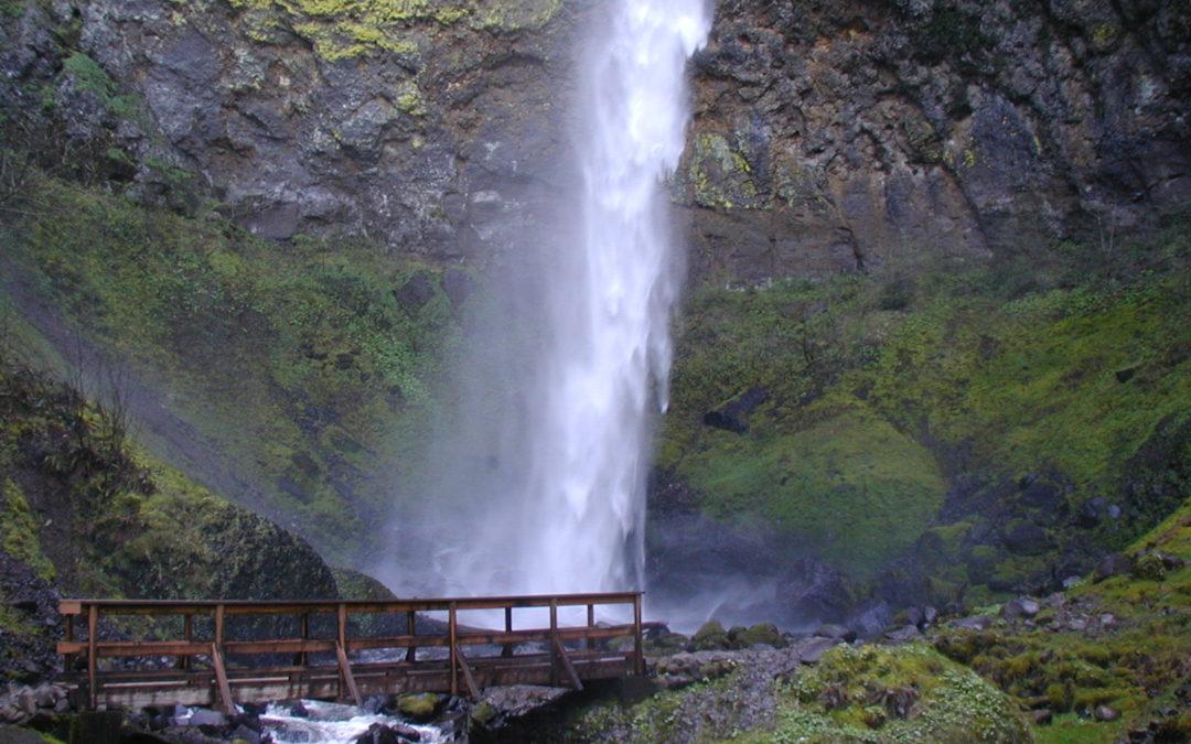 Elowah Falls, OR