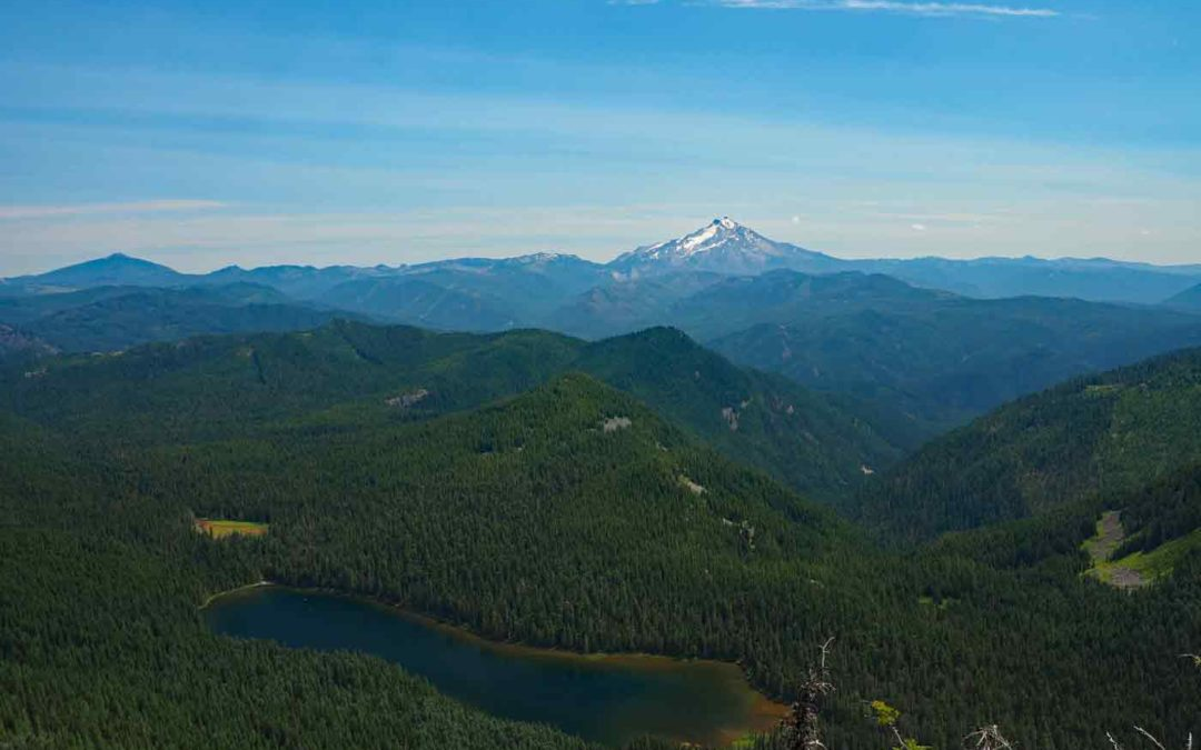 Battle Ax Mountain, OR