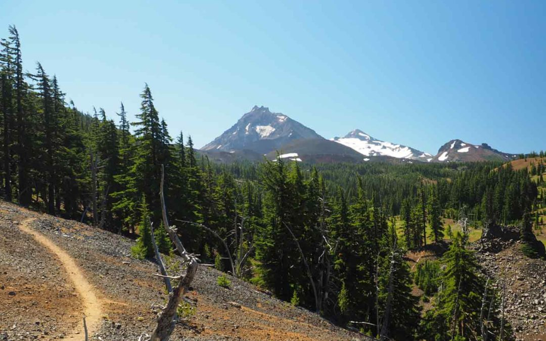 Sisters – Camp Lake, OR