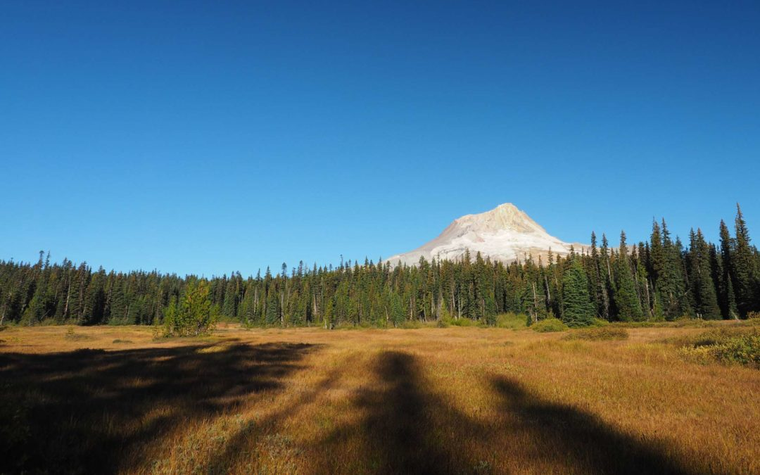 Timberline Trail Clockwise, OR