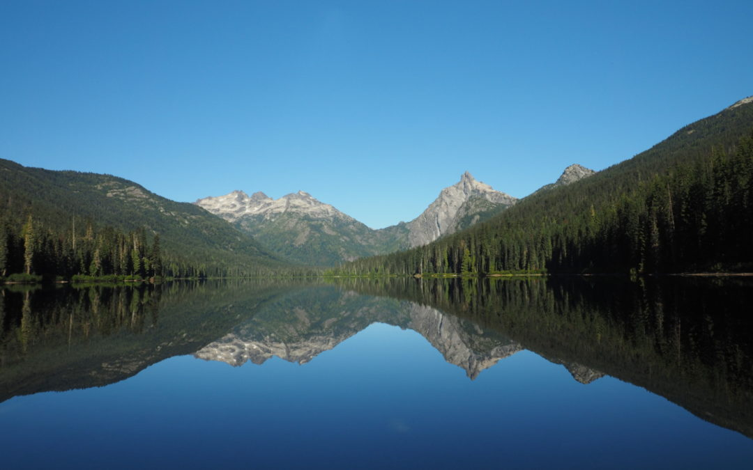 Alpine Lakes – Central Loop, WA