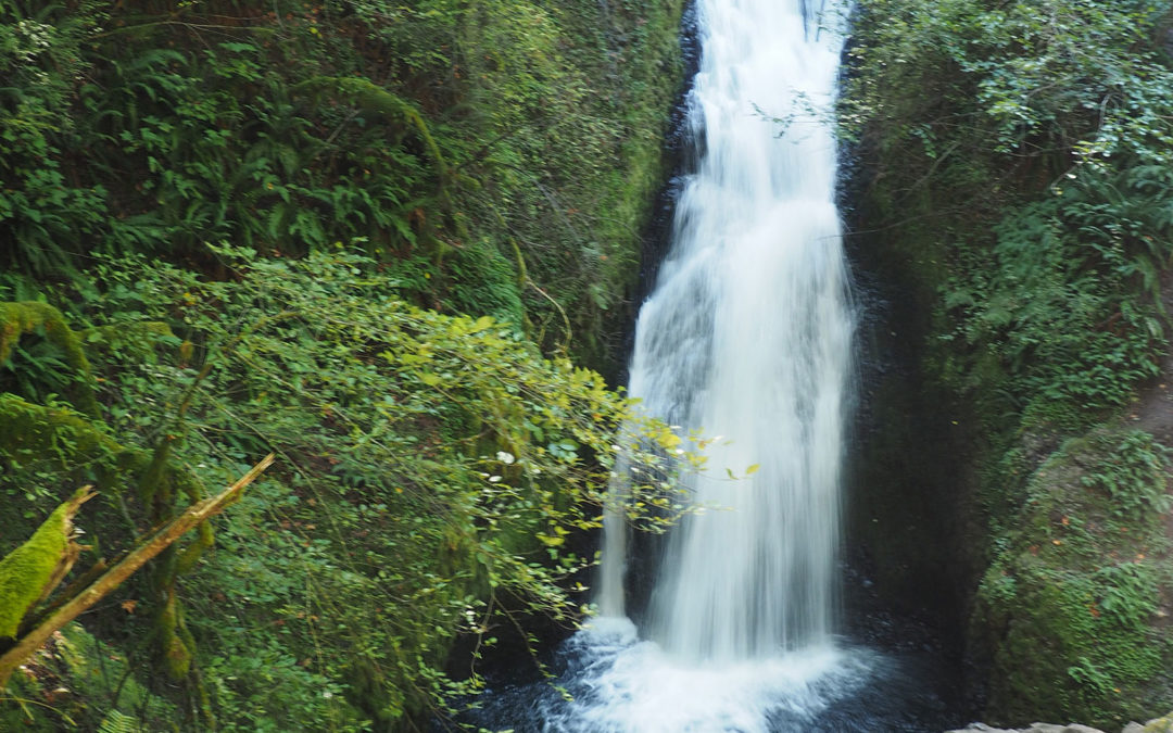 Bridal Veil Falls, OR