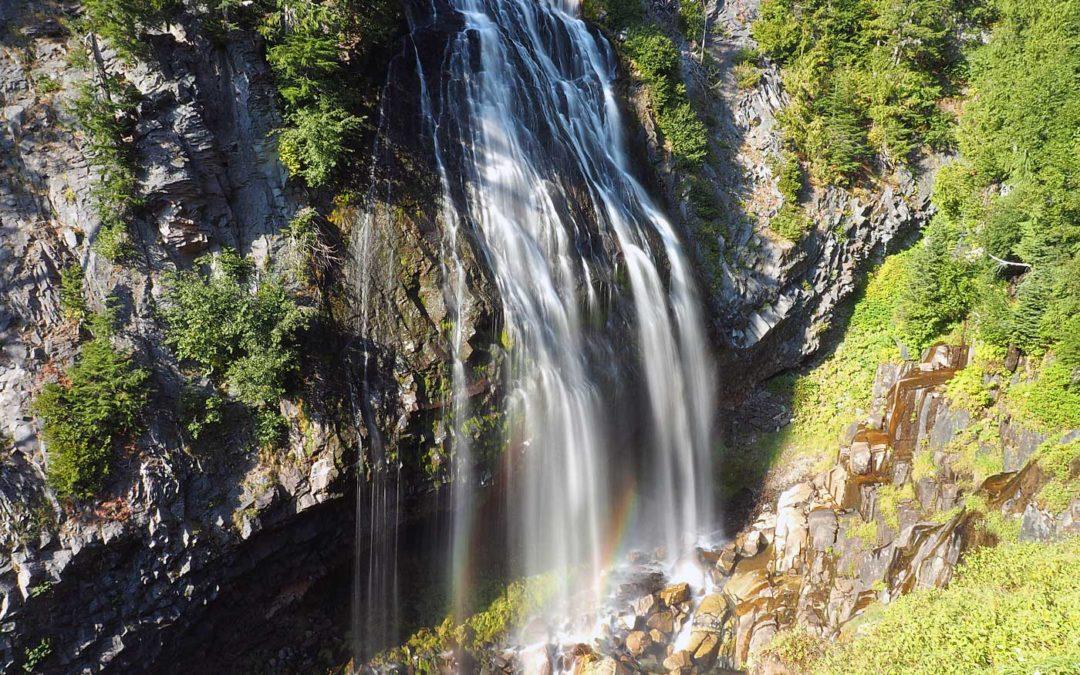 Narada Falls, WA