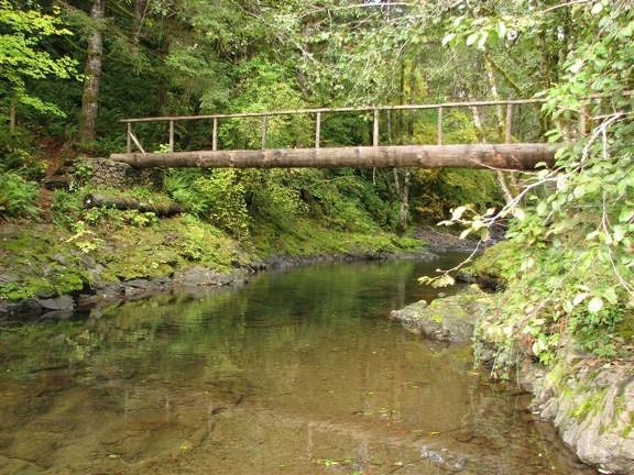 Wilson River Trail – Jones Creek to Footbridge, OR