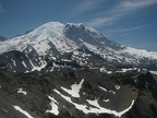 The Mt. Fremont trail provides fantastic views of the northern side of Mt. Rainier.