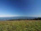 Marys Peak is a great destination for a clear day because it is an easy hike to these wonderful views of the surrounding countryside.