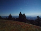 You can enjoy many panoramas from a long the Marys Peak Trail. This is the highest peak in the Oregon coast range.