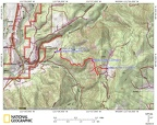 Weldon Wagon Trail Route OR