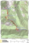 Bald Mountain Route OR